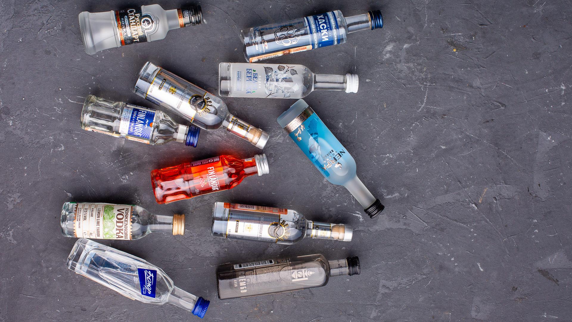 Фотосъемка напитков Сеть фирменных алкомаркетов Beerman